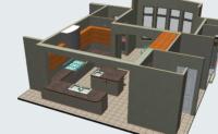 17.13 kitchen detail